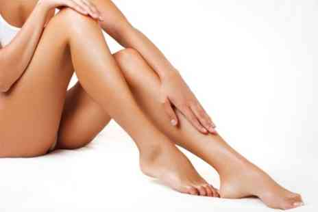 Agno Aesthetics -Six Laser Hair Removal Sessions - Save 57%