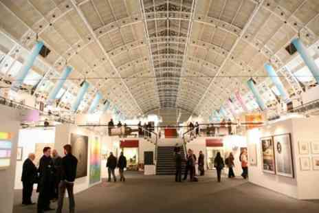 London Art Fair - One Day Ticket - Save 24%