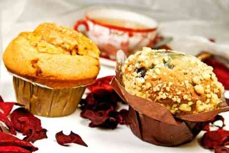 Mammas Muffins Cafe - Afternoon Tea For Two - Save 48%