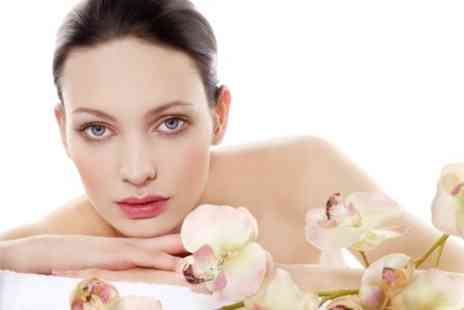 Adore Your Smile - Massage and Facial With Mani or Pedi - Save 64%