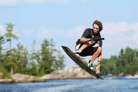 Wake MK - Two Hour Wakeboarding Experience - Save 57%