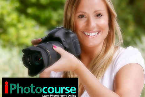 Fab Photo Training - Online Interactive Photography Course with 16 Modules - Save 88%