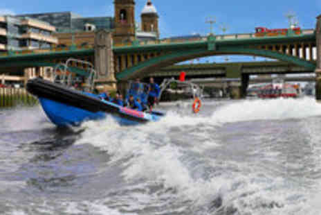 Thamesjet - High Speed Thamesrush Experience for One - Save 31%