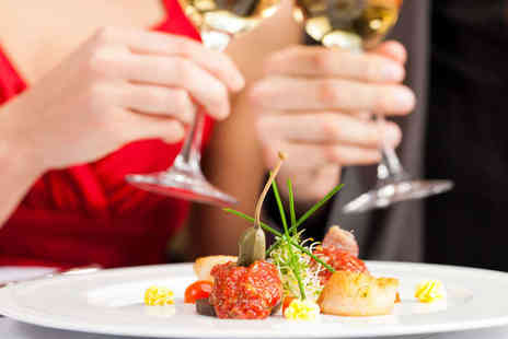 Art Bangor - Seven Course Tasting Menu with Glass of Bubbly Each for Two People - Save 53%