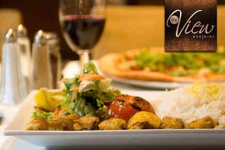 The View - Persian Platter for Two - Save 59%