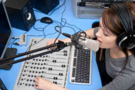 Play Media Training - Radio and TV Presenting Workshop for One Person - Save 53%