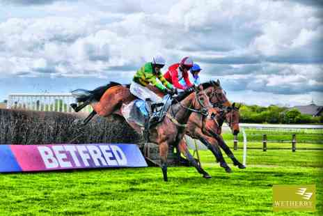 Wetherby - Half price tickets to Wetherby Races - Save 54%