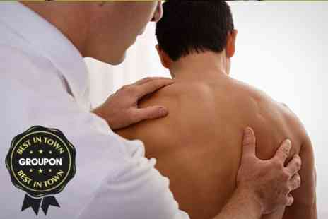 Fizio4u Physiotherapy - Choice of Treatments Including Sports Massage - Save 68%