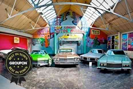 London Motor Museum - Admission to London Motor Museum - Save 67%