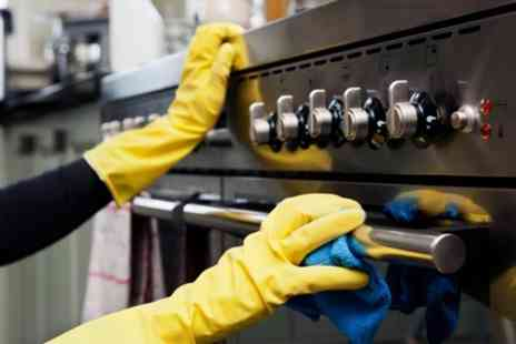 DK Cleaning Services - Single Oven Deep Clean - Save 50%