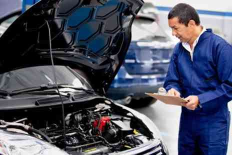 Taylors Service Centres - MOT Test and Car Health Check - Save 54%