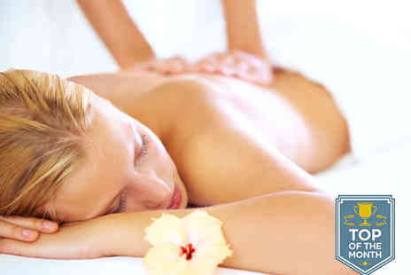MH Therapies - Hour Long Swedish or Deep Tissue Massage or Three Hour Long Deep Tissue Massages - Save 53%