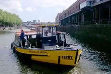 The Bristol Ferry Boat - Two Hour Winter Harbourside Cruise for Two People - Save 52%