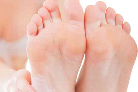 Feet First Chiropody Clinic - Chiropody Consultation With Three Laser Chiropody Treatments - Save 56%