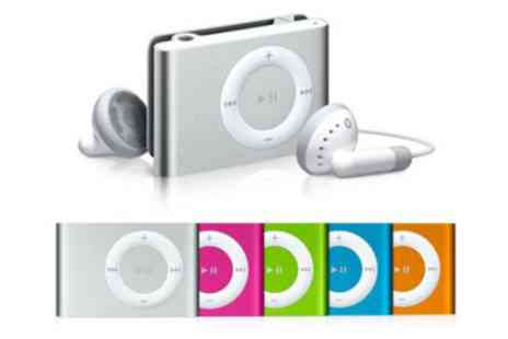 Party Must Haves - Shuffling MP3 player in a choice of colours - Save 71%