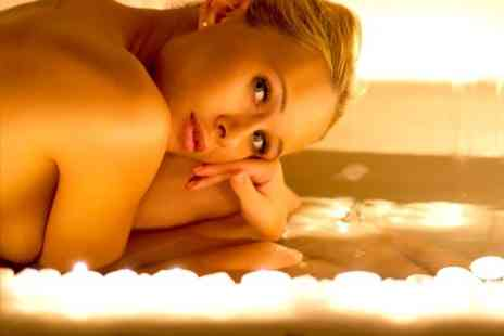 The Star Rooms spa - Choice of Massage or Body Wrap - Save 62%