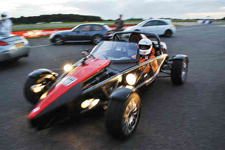The Real Gran Turismo - Two hour Honda S2000 vs Ariel Atom experience - Save 64%