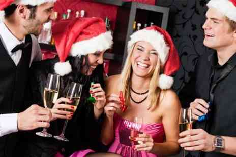 Ramada Warwick Hotel - Festive Party With Three Course Meal For Two - Save 55%