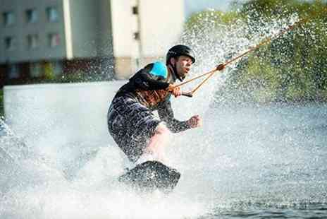 Festival Wakeboard Park - Two Hour Experience - Save 59%