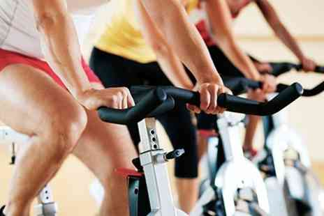 Soul4Cycle - Five Indoor Cycling Classes - Save 46%