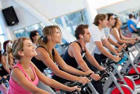 LA Revolution - Eight Spinning or Pilates Classes - Save 57%