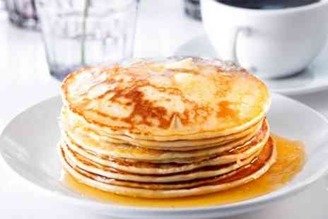 Soul Cafe - Pancakes and Hot Drink For Two - Save 55%