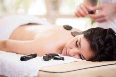NDT Health & Fitness - Pamper Session Hot Stone Massage and Exfoliation - Save 50%