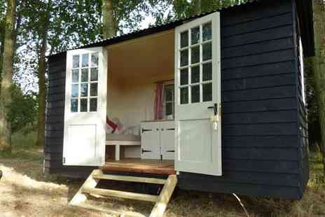 The Orginal Hut Company - Two night East Sussex hut retreat  - Save 51%