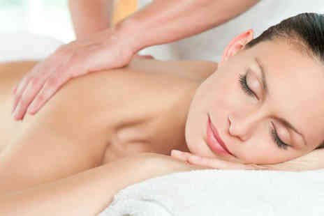 Angeli Senza Eta Med Spa - Full Body Massage and a Manicure - Save 54%
