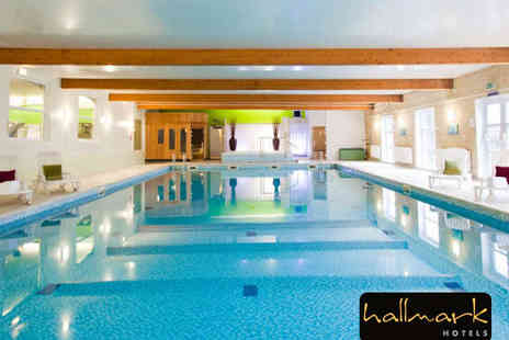 Hallmark Hotel Manchester - Ten Day Passes to Leisure Club Including Access to Pool Gym Sauna - Save 88%