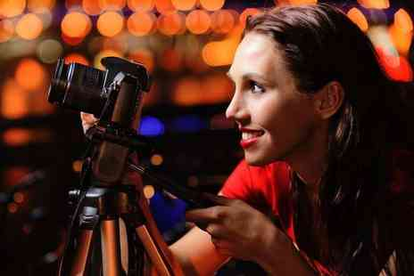 Photography Tours at Night - Two Hour Night Time Photography Class - Save 70%