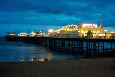 The Old Ship Hotel - A Promenade in the UKs Coolest Seaside Town Brighton - Save 53%