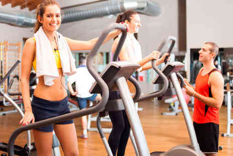 The Fit Firm - Ten Day Passes or Annual Membership for Two People - Save 75%