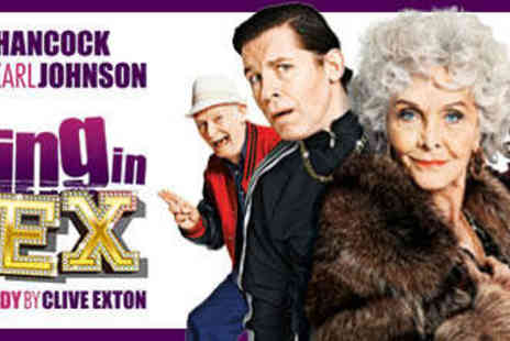 Barking in Essex - Third Price Ticket to Barking in Essex with Lee Evans and Sheila Hancock - Save 48%