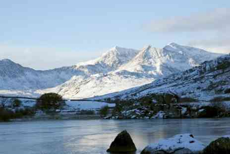 Ty Gorsaf Hotel - In Snowdonia One Night For Two With Breakfast - Save 14%