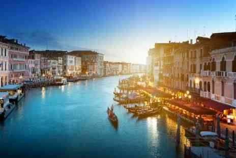 Airbridge Travel - In Venice Two Nights With Flights For Two - Save 21%