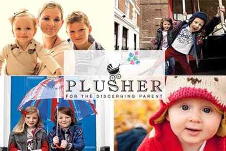 Plusher - The Luxury Baby and Family Show A Great family day out - Save 48%