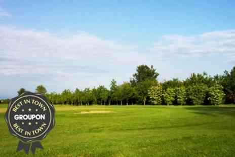 Cherry Burton Golf Club - 18 Holes With Food and Drink - Save 57%