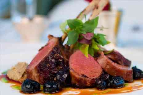 The Quicken Tree Restaurant - Two Course A La Carte Dinner For Two Four or Six - Save 54%