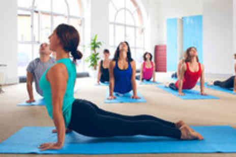 Yoga West - Ten Hours of Off Peak Yoga or Pilates Classes - Save 66%