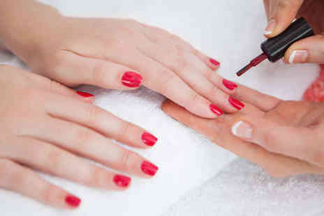 Claire's Hair & Beauty - Gel Nail Polish for Hands (£10), Haircut and Blow Dry (£12), or Both (£21) - Save 67%