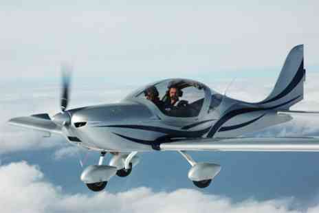 Nene Valley Microlights - Two Hour Learn to Fly Experience - Save 50%