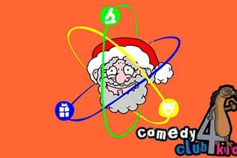 Comedy4Kids - The Santa Claus Experiment Great Family Theatre based Fun - Save 50%