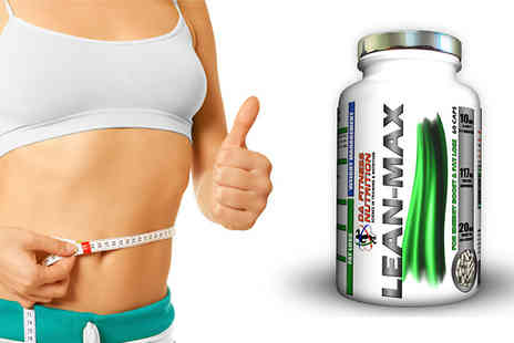DA Fitness Nutrition - Start working towards achieving your weight loss goals with this Lean Max fat burner supplement - Save 59%