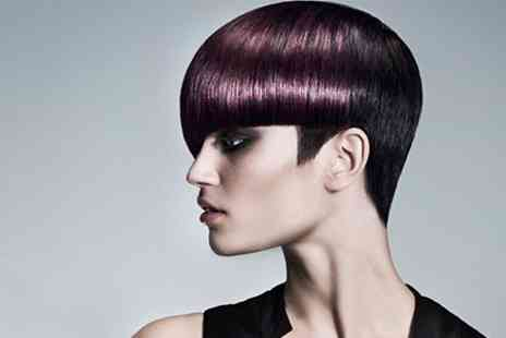 Contemporary Salon - Restyle and Finish With Conditioning Masque - Save 60%