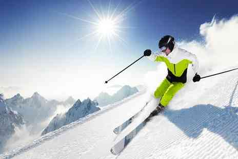 Ski France - Seven night ski break in the French Alps including return flights with Ski France - Save 49%