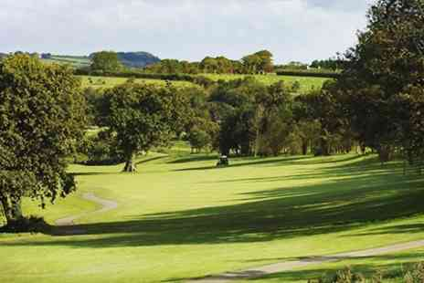 Trethorne Hotel & Golf Club - Golf 18 Holes With Coffee For Two - Save 52%