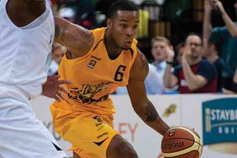 London Lions Basketball - Tickets to London Lions v Sheffield Sharks - Save 31%