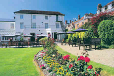 Winchester Royal Hotel - Winchester Dining Break for Two - Save 50%