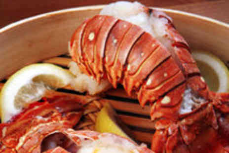 Hidden Treasure - Lobster and Chips or Lobster Linguine for Two People - Save 52%